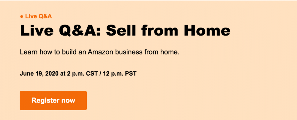 Top Amazon Product Categories | 2020 Consumer Trends Report| Live Q&A: Sell from Home